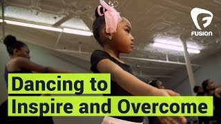 Young Ballerina Dances Through Pain to Empower Young Girls