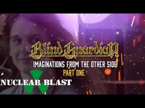 BLIND GUARDIAN - Imaginations Revisited - Pt. I  (OFFICIAL DOCUMENTARY)