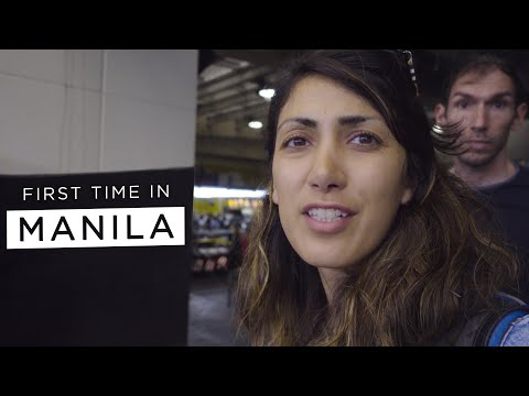 First Impressions of Manila - Flying from Coron To Manila - Philippines Vlog (Episode 10)