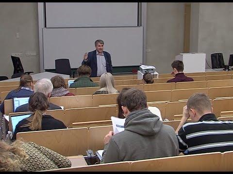 Ārzemju studenti pēta mediju vidi un to valodas Latgalē