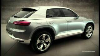 Audi Lane Cross Coupe Concept 2013 Videos