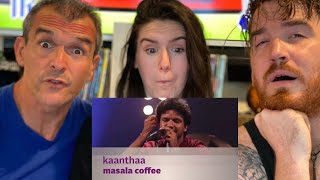 Kaanthaa - Masala Coffee - Music Mojo Season 3 - Kappa TV REACTION!!