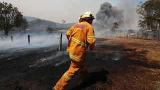 Emergency Warnings Issued For Two Fires Burning In Nsw