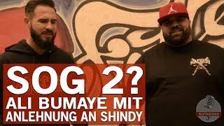 Ali Bumaye soll Punchline an Shindy gerichtet haben!