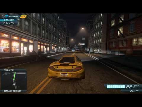 NFS Most Wanted 2012 - CONSEGUIMOS A MCLAREN MP4-12C - #09