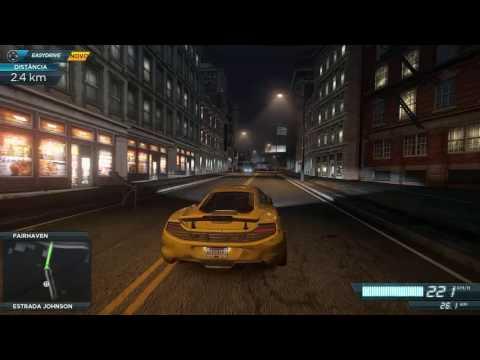 NFS Most Wanted 2012 - CONSEGUIMOS A MCLAREN MP4-12C - #09