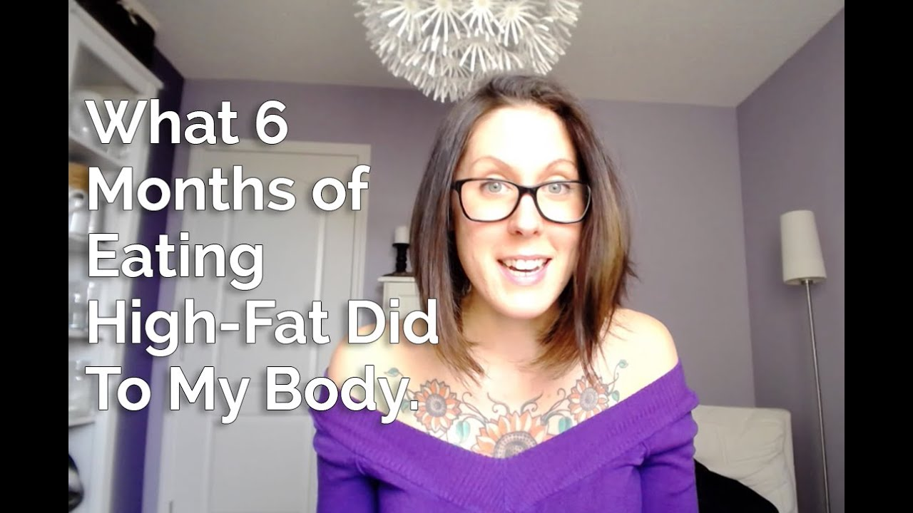 What 6 Months Of Eating Keto Did To My Body