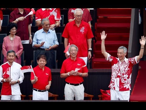 0816(2)面對全球政經局勢 新加坡中美選邊站?