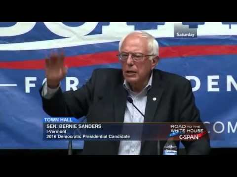 Bernie Sanders: Denver Campaign Speech (6/20/2015)