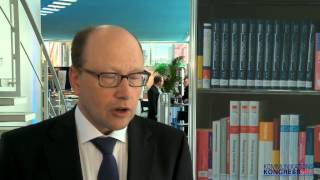 Interview mit Dr. Christian Lawrence (Munich RE) auf dem Kommunikationskongress 2012