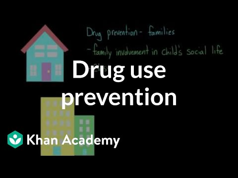 Drug use prevention - school programming and protective factors | NCLEX-RN | Khan Academy