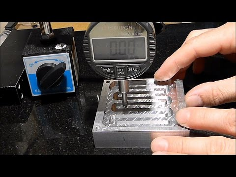 Machining at Home: Crazy Accurate Desktop Mill
