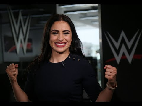 WWE signs first Arab woman wrestler