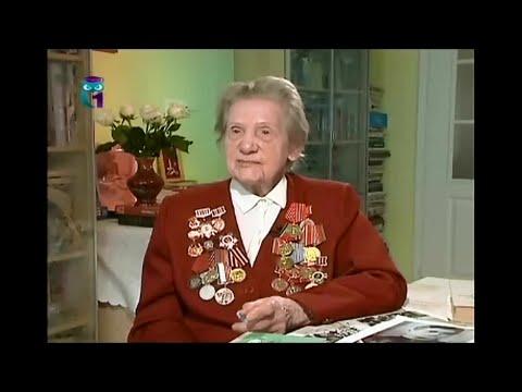 Анна Медведева, ветеран Великой Отечественной войны, майор медицинской службы