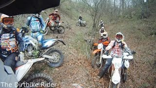 This is why i love Enduro - Ride all day KTM EXC 450