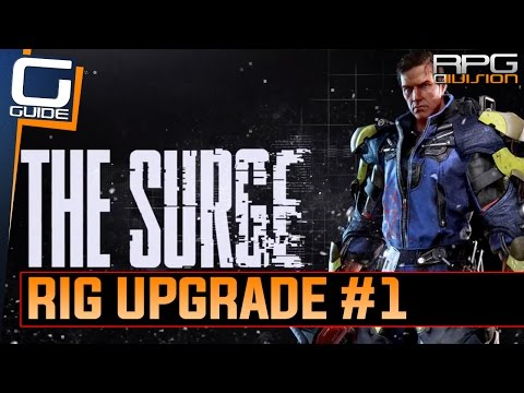 The Surge - Rig Upgrade (New EXO Suit) #1 Location