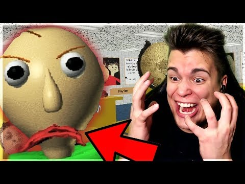 NAJLEPSZY NAUCZYCIEL! ‎‍🏫 - Baldi's Basics in Education and Learning