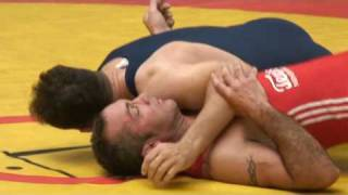 Freestyle Wrestling - Ringen - pin