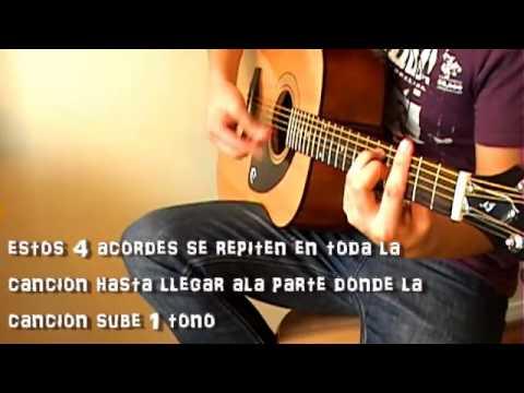 ... poderoso. Danilo Montero (tutorial / instruccional- guitarra acustica