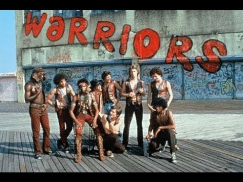 The Warriors: The Baseball Furies vs The Destroyers - YouTube