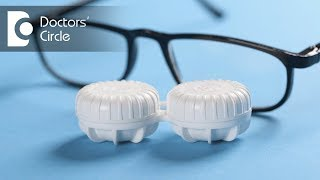 Contact Lenses vs Glasses: Which one is best for you - Dr. Sirish Nelivigi