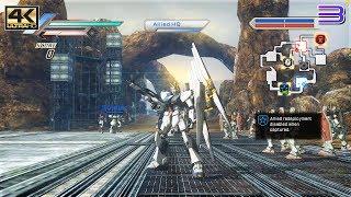 RPCS3 PS3 Emulator - Dynasty Warriors Gundam 3 Ingame / Gameplay 4K 2160p! VULKAN (58d8d12)