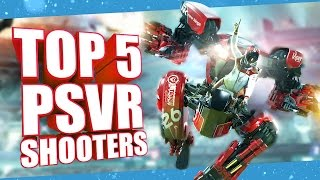 Top 5 Shooting Games For The PS VR You Must Play