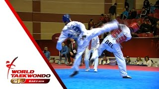 [FINAL] Male –68kg | D.H. LEE (KOR) vs J. ACHAB (BEL)