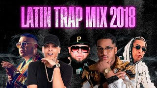 Trap Mix 2018  Trap Latino 2018  Best Latino Trap  Anuel Aa, Ñengo Flow, Bryant Myers, Darell