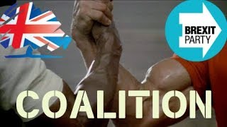 Should Tories have a coalition with the Brexit party
