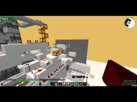 Tigur Client - Block Detector (Better than TNT Detector)