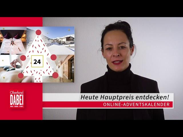 Oberland DABEI Newsflash 24.12.2020
