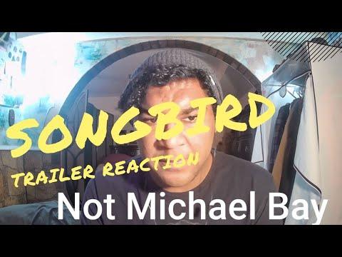 YAN | Songbird Trailer #1 Reaction