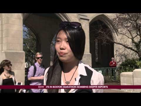 Chinese Graduate Student Killed at Boston Marathon Remembered