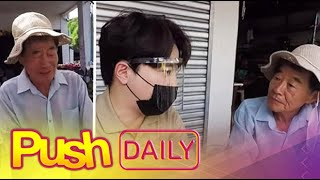 Ryan Bang, tinulungan ang Korean street vendor na makauwi ng Korea | PUSH Daily