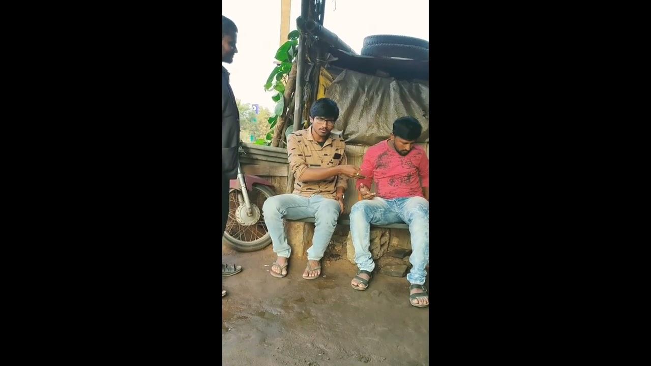 ಹಳೆ ದೋಸ್ತ್  Mallu jamkhandi  new comedy video