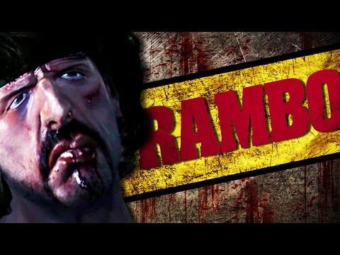 O PIOR JOGO DO MUNDO! - Rambo The Video Game thumbnail