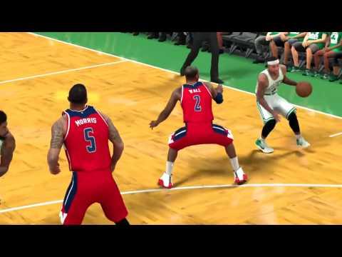 NBA 2K17 MYLEAGUE: Rebuilding The Boston Celtics!