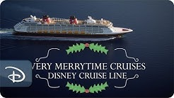 Have a Holly Jolly Cruise-mas This Winter Aboard Very Merrytime Cruises