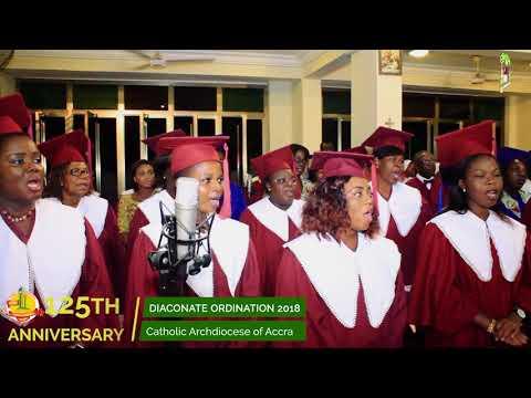 Diaconate Ordination 2018 - Catholic Archdiocese of Accra (12-01-2018)