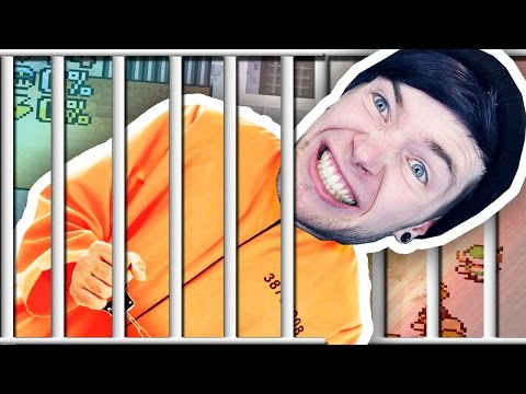 Thumbnail: I'M IN PRISON.. AGAIN!!! (The Escapists Jingle Cells DLC)
