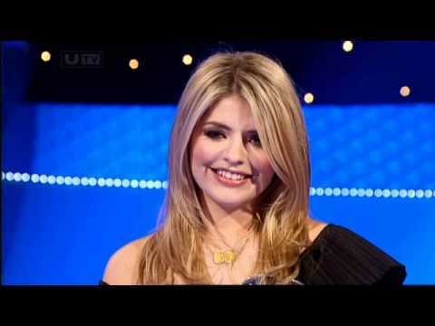 Holly Willoughby All Star Mr and Mrs 2nd Jan2010.part1.