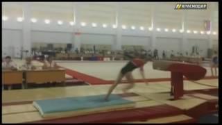 Победителей всероссийских соревнований по спортивной гимнастике наградят в Краснодаре