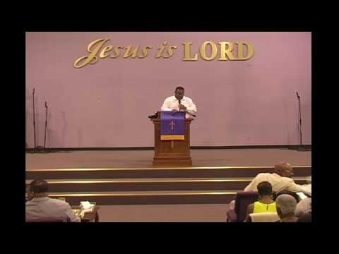 For the Last Time, You Can Do It - Exo. 4:10-17, Pastor Chad T. Hinson, Sr.