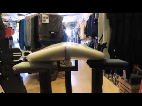 SBSS Board Spotlight Series - Eclipse 6'2' Quad Fin Fish from YouTube · Duration:  2 minutes 31 seconds