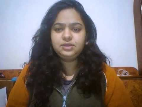 Pallavi Singh on doing C++ with Data Structures Online course   Coding  Ninjas   Testimonial
