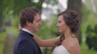 Трогательная свадьба Сергей и Елена