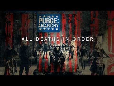 The Purge: Anarchy - All deaths in order 1080p HD