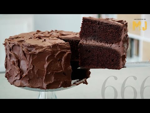 DEVIL'S FOOD CAKE | La tarta de chocolate total