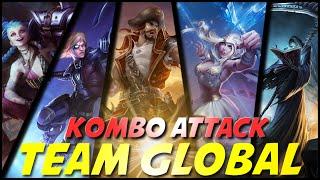 ZÜNDUNG | Kombo Attack | Team Global | 02